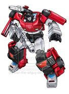 G 1 Sideswipe by Dan the artguy