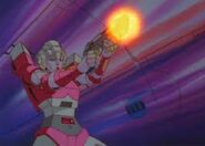 Arcee battle