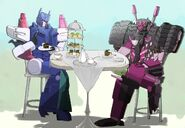 Overlord Tarn Tea Time