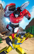 Sideswipe and sunstreaker by dan the artguy-d3090me