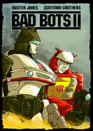 Bad bots 2 poster by botmaster2005