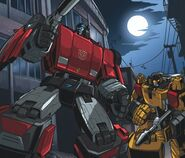 G1 Sideswipe Sunstreaker DWissue7