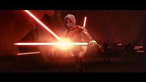 Grievous vs Asajj Ventress with Grievous's & Droid Themes
