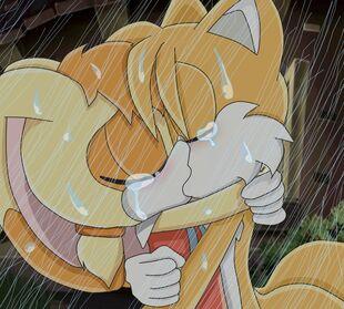 Kiss low the rain