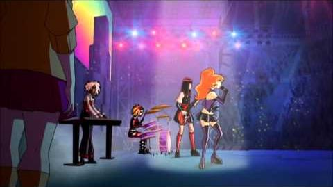 Scooby-Doo! Mystery Incorporated - Daphne & The Hex Girls - Trap of Love HD & CC & download