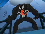 Venom is born