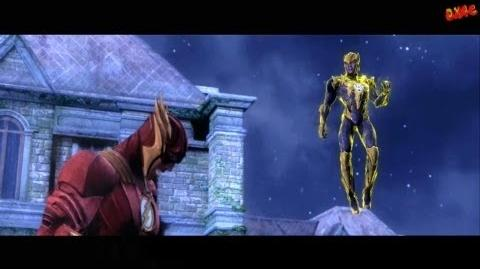 Injustice Gods Among Us Walkthrough Part 10 Story mode let's play gameplay Chapter 10 - The Flash