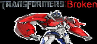 TF-Broken-Optimus Prime