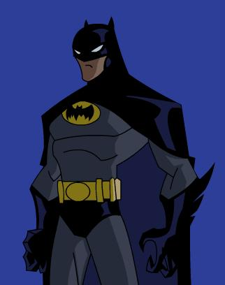 Batman animated 1