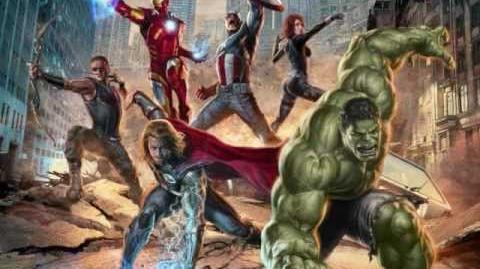 Avengers - Fight As One by Bad City FULL VERSION