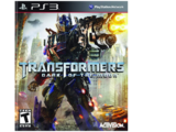 Transformers: Dark of the Moon: The Game