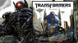 Laserbeak - Transformers Dark of the Moon Deluxe Score by Steve Jablonsky