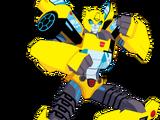 Bumblebee (Earth-30)/Timeline 1