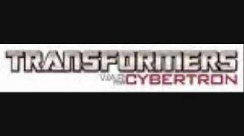 Transformers War For Cybertron Ending Theme-2