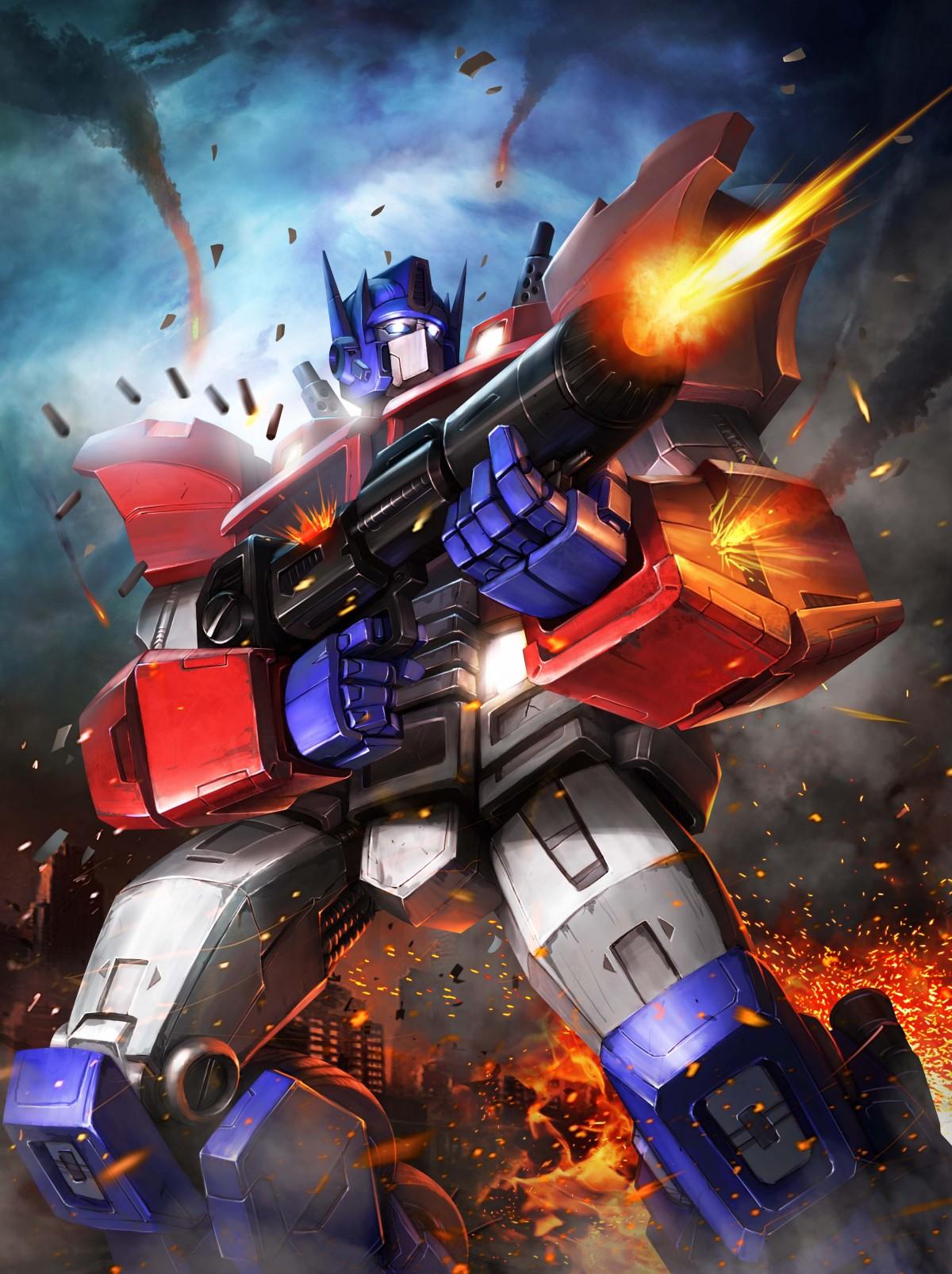 Optimus Prime | Transformers: The Great War Wiki | FANDOM ...