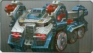 Ultra Magnus Cyb Vehicle