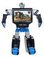 Hacker robot