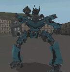 TransformersDS Create-A-Bot Decepticon