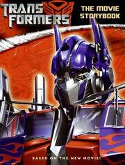 Tf moviestorybook 2007