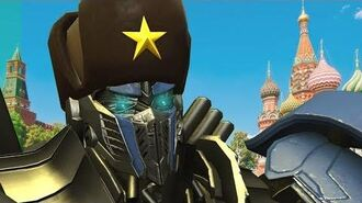 Transformers in Mother Russia SFM