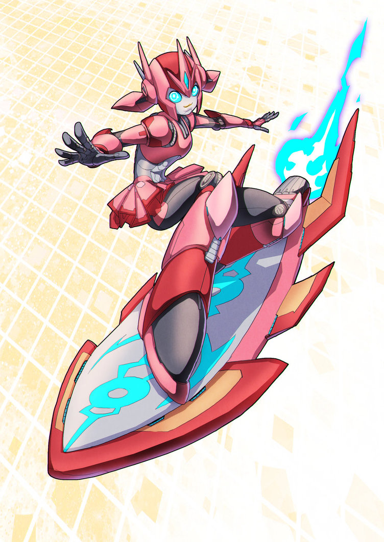 Lily McElroy/Autobot Lily | Transformers: Prime Fanon Wiki | FANDOM