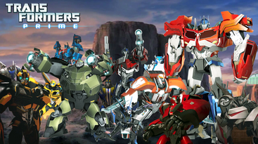 Transformers prime autobot characters cast by metalsamamon-d8gbmkf