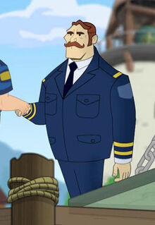 RescueDog Captain Duncan