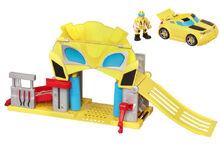 RescueBotstoy-Bumblebee Rescue Garage