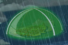 Mayor Luskey Dome (During the Storm)