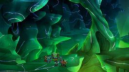 Rescue Bots in Planet Parvus
