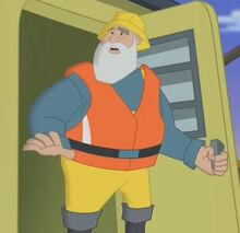 GriffinRockTriangle Captain Wild
