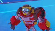Hot Shot (Rescue Bots Academy Series)