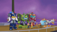 Rescue Bots and Burnses Lost in Time.