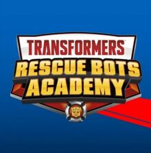 Transformers- Rescue Bots Academy logo