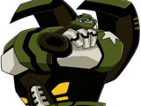Bulkhead (eagc7 Transformers/Marvel Stop Motions)