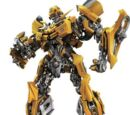Bumblebee (eagc7 Transformers/Marvel Stop Motions)