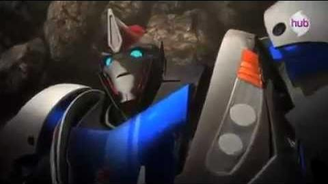 "Transformers Prime Beast Hunters Final Season Trailer - ""A New Prime"""