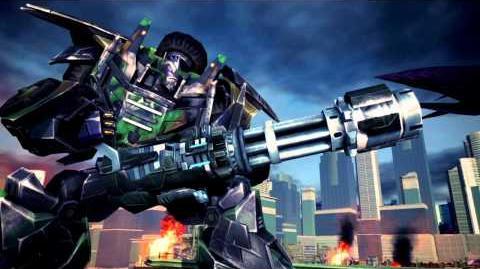 "Transformers Universe Gameplay Trailer - ""Choose Your Allegiance"""