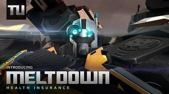 Autobot Meltdown - Transformers Universe Game