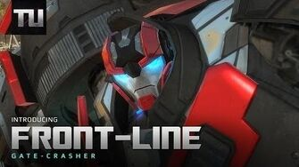 Autobot Front-Line - Transformers Universe Game