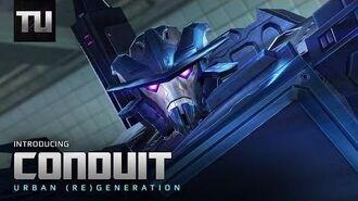 Decepticon Conduit - Transformers Universe Game