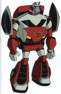 Ratchet Cybertronian