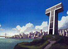 TTA Jump City Titan Tower