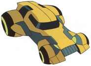 Bumblebee Cybertron Vehicle