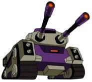 Blitzwing TankMode