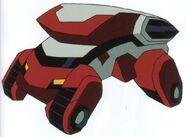 Ratchet Cybertron Vehicle