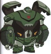 Bulkhead Cybertronian