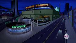 5ServosDoom Tigatron Stadium