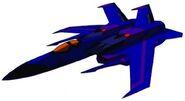 Thundercracker jetmode
