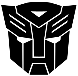Autobot Live action insignia